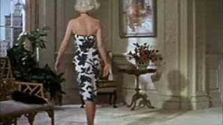 Marilyn Monroe Costume Test for Something