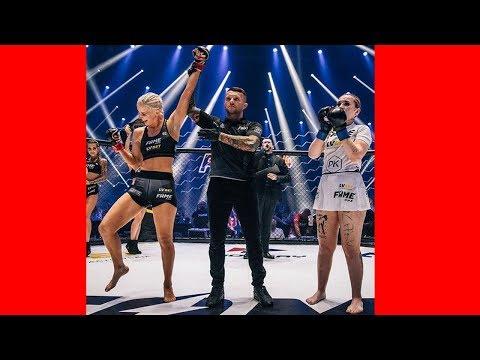 LINKIEWICZ O TYM CO POWIEDZIAŁA DO LIL MASTI W OKTAGONIE PO WALCE FAME MMA 4!!🔥