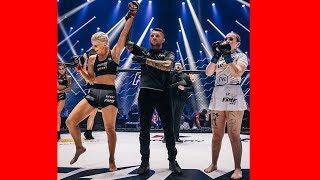 LINKIEWICZ O TYM CO POWIEDZIAŁA DO LIL MASTI W OKTAGONIE PO WALCE FAME MMA 4!!
