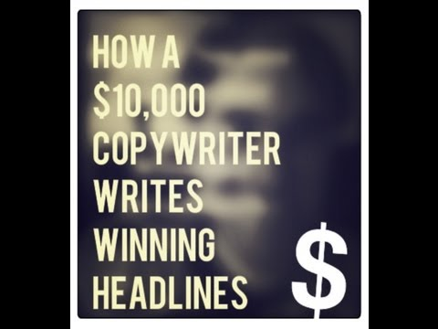 How To Write Effective Headlines In 15 Minutes: Lawton Chiles Writes Winning Headlines For Clients