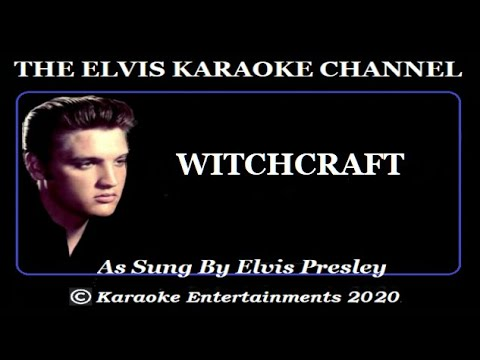 Elvis For Everyone Karaoke Witchcraft