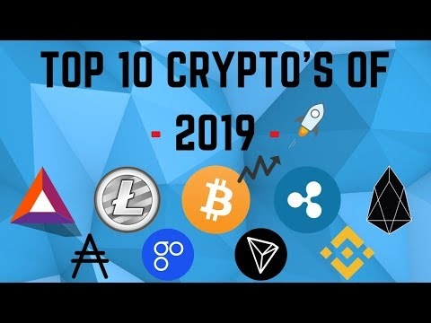 TOP 10 Undervalued Cryptocurrencies In 2019! - What I Am Buying And WHY