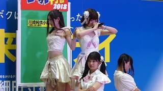 未来のミライステージ(汐留・日本テレビ 1F大屋根広場)