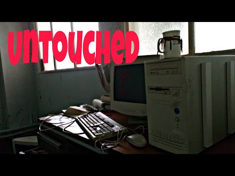 Computers from 2001-untouched accountants