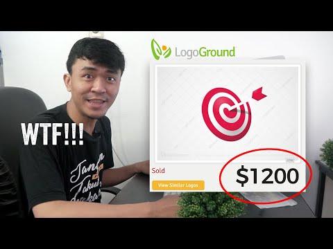 Cara Membuat Logo dengan Mudah dan gratis Online.