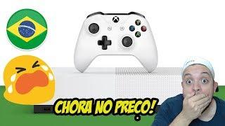 SENTA E CHORA!!! NOVO XBOX ALL DIGITAL JA TEM PRECO NO BRASIL - DEIXE SUA OPINIAO #Academi ...