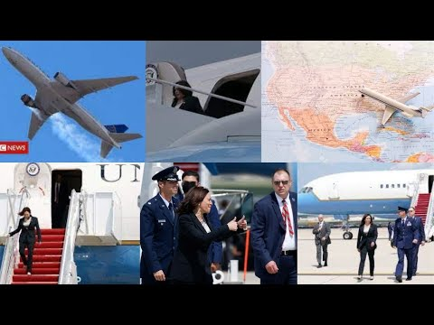 US VP Harris' plane suffers technical issue on way to Guatemala