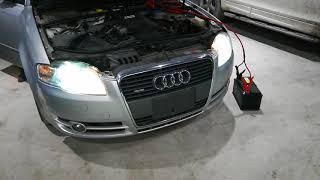 Audi A4 B7 обзор тест