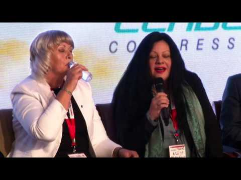 Femina Presents World Women Leadership Congress & Awards 2017 - 1st Panel Discussion