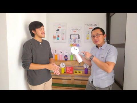 TATAGI & JAM UPCYCLE TAGIMAN - KTV INSPIRASI USAHA