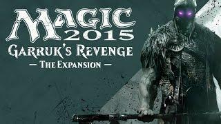 Magic: The Gathering 2015 - Garruk