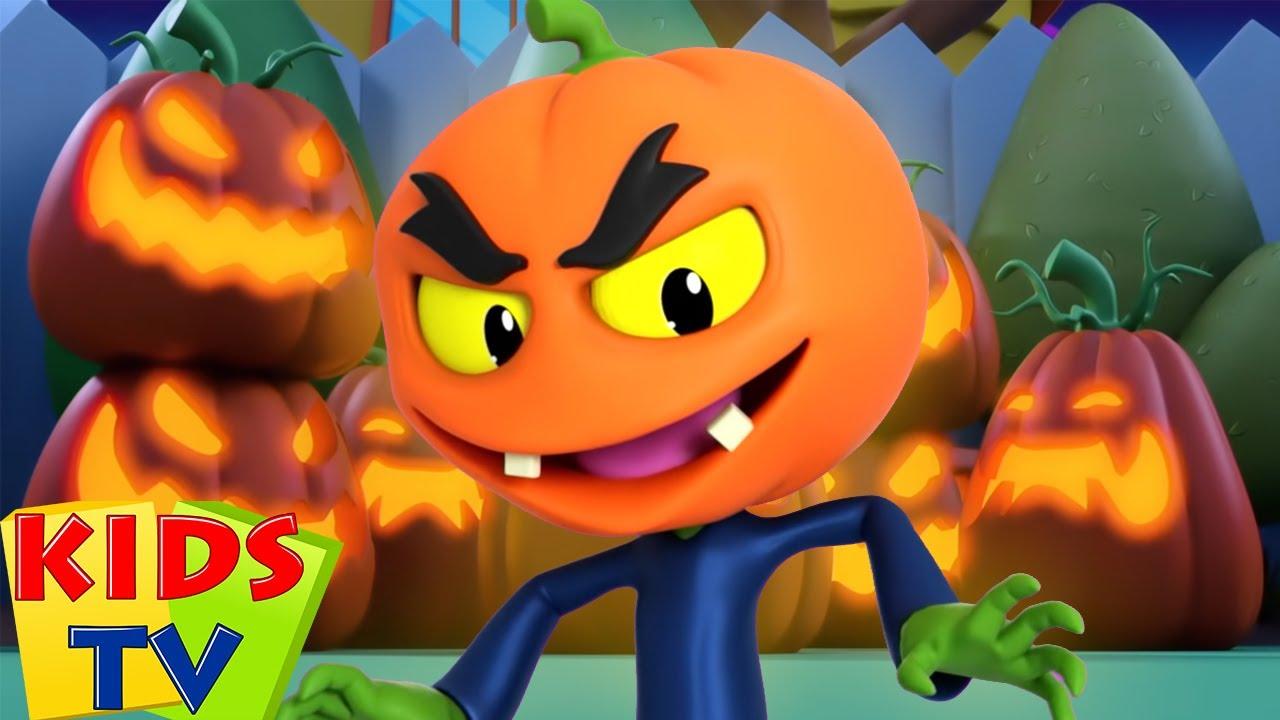 Ritmo di Halloween | Canzoni per bambini | Kids Tv Italiano | Filastrocche | Video educativo
