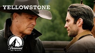 'You're the Indian Now' Behind the Story | Yellowstone | Paramount Network