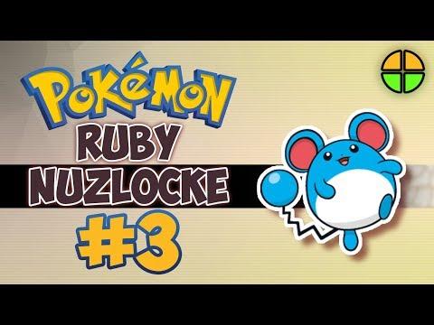 Pokemon Ruby Nuzlocke - Effectively Useless  EP 03  TheAltPlay
