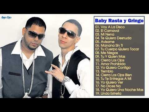 Baby Rasta y Gringo BACHATA MIX 2016 (Grandes Exitos) 2015 - 2016