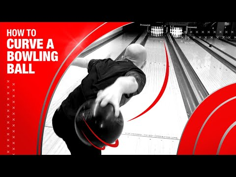 How To Curve A Bowling Ball To Throw Strikes | Bowling Tips | Brad And Kyle