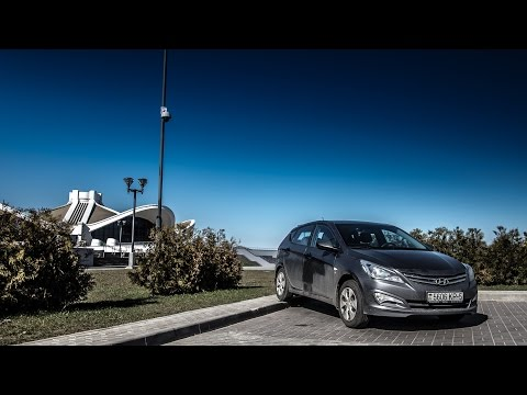 Мои автомобили Hyundai Solaris 1.6, 6MT, Active 2015my