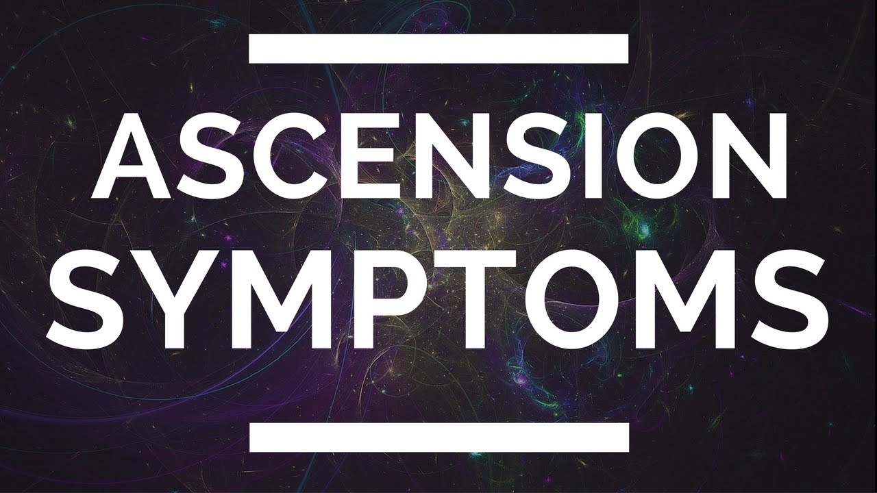 Ascension Symptoms - (Sinus Infections, Colds, Flu's, and Other Annoying  Ailments)