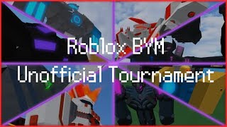 Roblox BYM: nocbme123 & Epimediums Unofficial Mech Tournament