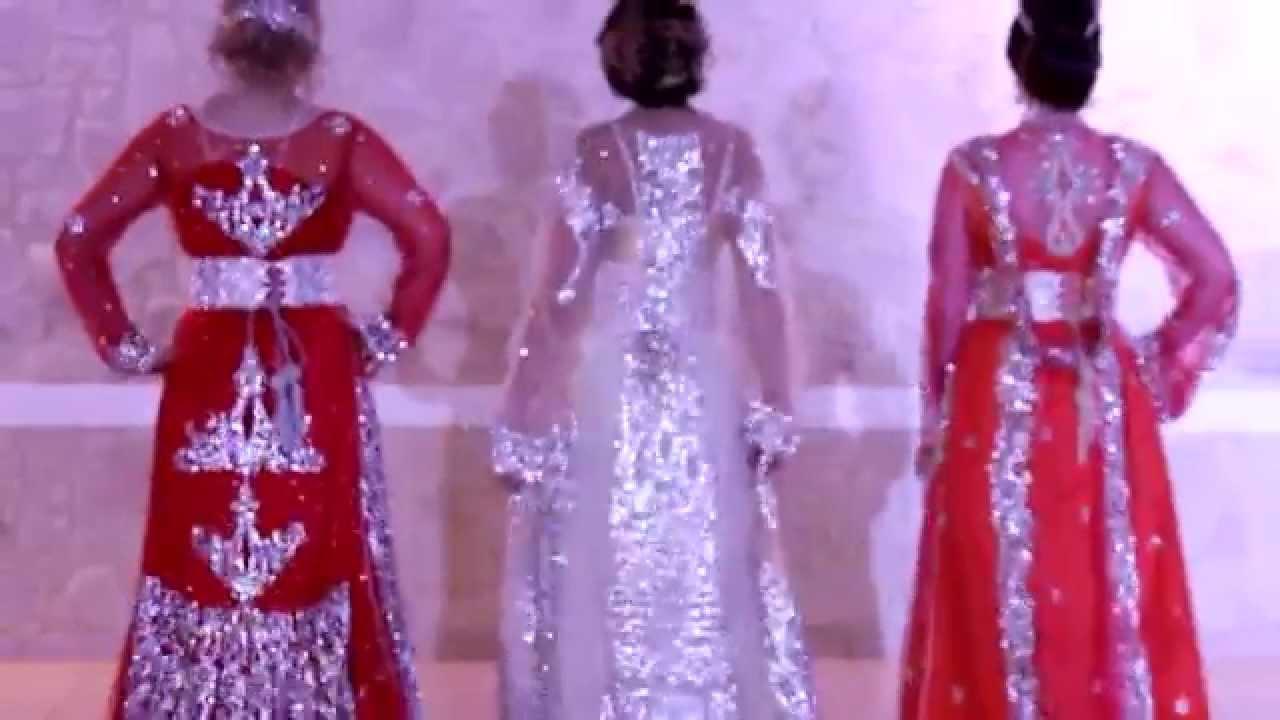Negafa meknessia du sud d fil de robe orientale for Don de robe de mariage militaire