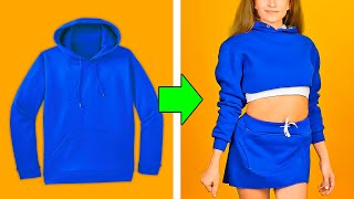 32 BUDGET CLOTHING HACKS YOU HAVE TO TRY