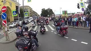 St. Petersburg Harley Days Parade | Fahre mit zum Event 2018