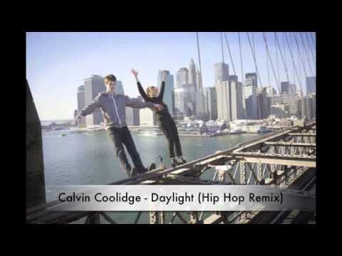 Matt and Kim - Daylight (Hip Hop Remix by Calvin Coolidge)