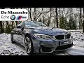 BMW M4 Handgeschakeld Rijtest Review - BMW M De Maassche
