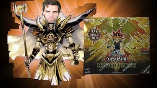 GODly Yugioh Millennium Pack Box Opening! Immortal God Card and Demise of Exodia! OH BABY!!
