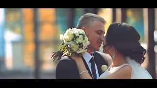 Свадебное видео прогулка Яна и Дмитрий