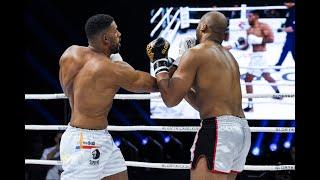 GLORY 71: Benjamin Adegbuyi vs. D'Angelo Marshall - Full Fight