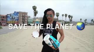 Бесплатный фитнес инвентарь Safe the planet and get fit