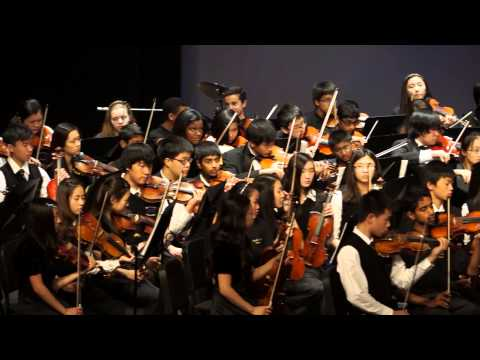 Lyric Metal, B. Balmages - Combined Boulan, Smith, and Troy Freshman Orchestra, 5/29/14