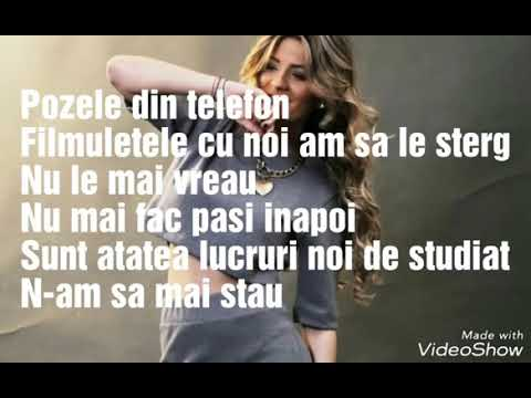 Ana Banciu -Csf n-ai csh (versuri)