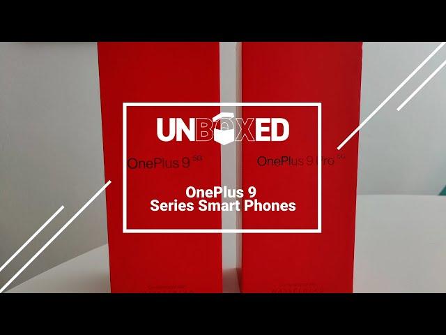 UNBOXED One Plus Series 9 Smart Phones
