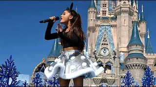 Video Ariana Grande - Focus (Live at the Disney Christmas Parade 2015) HD download MP3, 3GP, MP4, WEBM, AVI, FLV Desember 2017