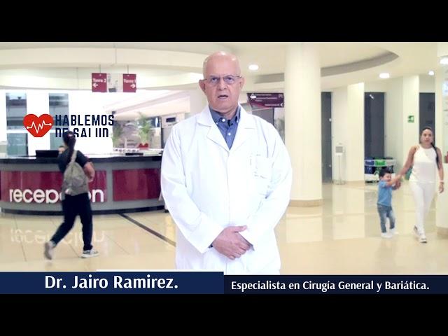 Hablemos de Salud - Dr. Jairo Ramírez - Cirugía Bariátrica