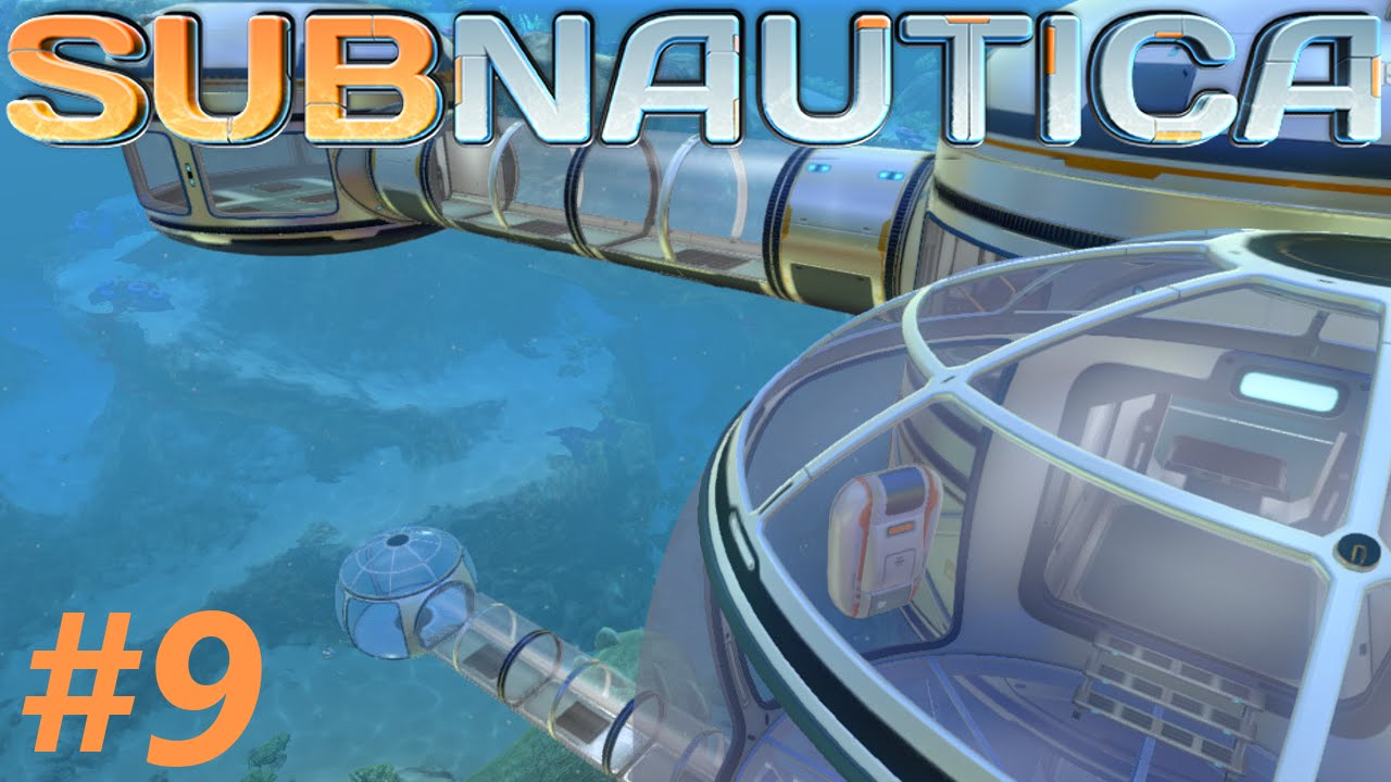 EPIC BASE! - Subnautica - #9 - YouTube