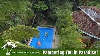 Discovery Beach House Manuel Antonio Costa Rica Beach Vacation Rental
