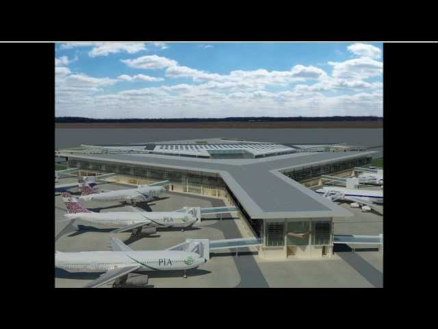BBIA International Airport Islamabad Travel Video