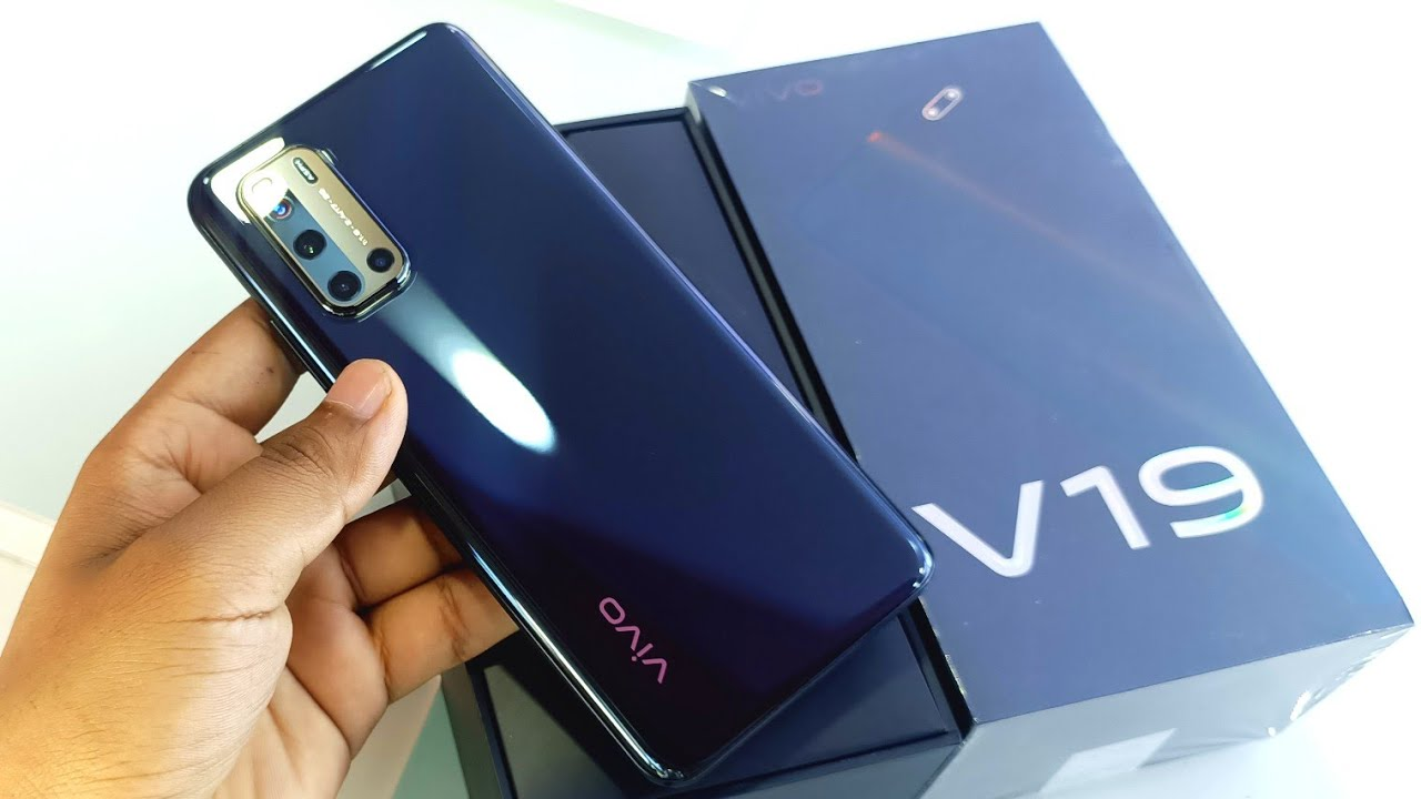 Vivo V19 Piano Black Unboxing , Review & First Look !! Vivo V17 Unboxing & Overview 🔥🔥