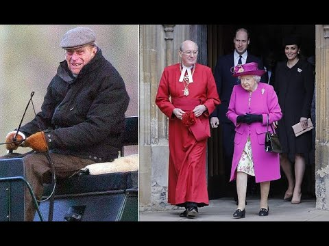 Prince Philip misses three royal events in 10 days