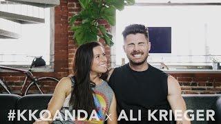 #KKQANDA X ALI KRIEGER - The Kriegers Talk Sexuality, Coffee, and 1D