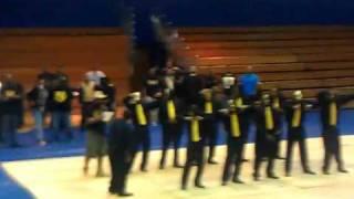 Alpha Phi Alpha (Upsilon Delta) Spring 2011 Probate @ Rust College pt 4
