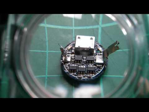 Teardown: Lumintop 18650 Lithium Cell with USB Socket