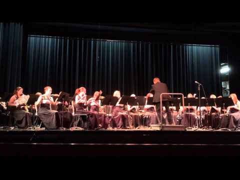 La Banda Nascente as performed by Wautoma High School Band