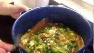 Bean And Escarole Soup
