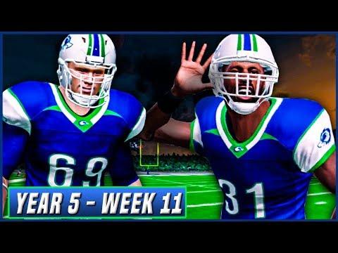 NCAA Football 14 Dynasty Year 5 - Week 11 vs Colorado State | Ep.82
