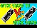 GTX 1070 Ti vs GTX 1070 | Benchmarks |