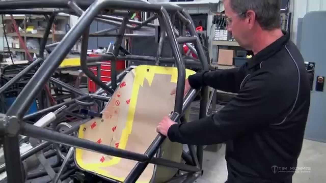 Circle Track Race Car Seats